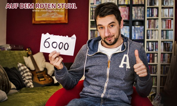 6.000 YouTube Abonnenten