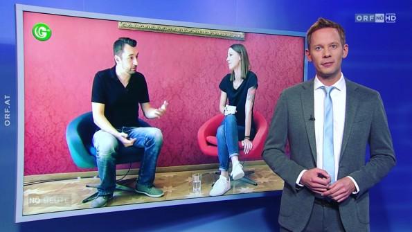 Bernhard 'Ganz Persönlich' – ORF-Beitrag