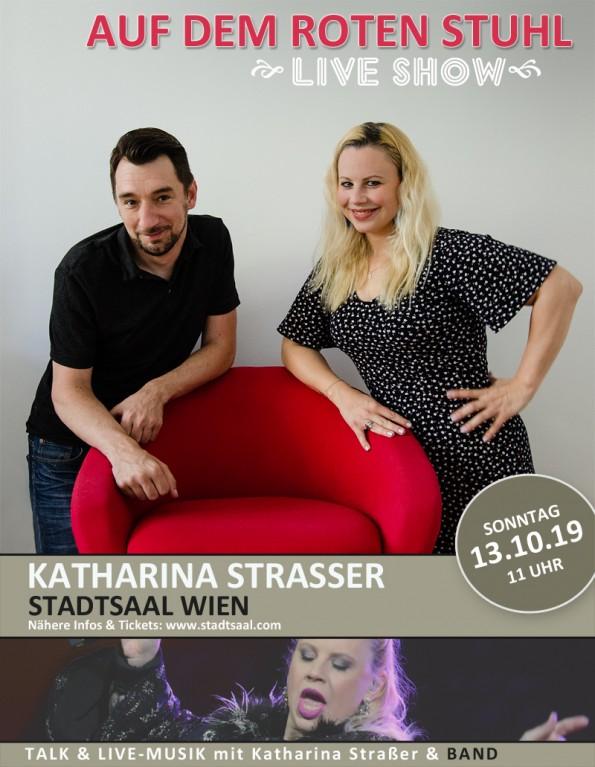 LIVE SHOW mit Katharina Straßer