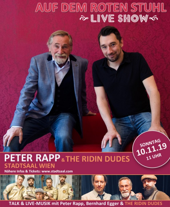 Flyer_Show_Peter_Rapp_Ridin_Dudes