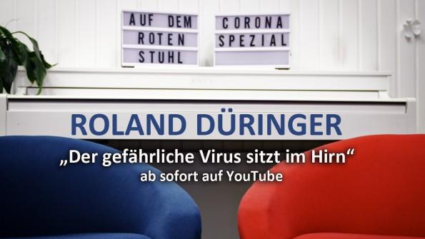 Corona Spezial mit Roland Düringer