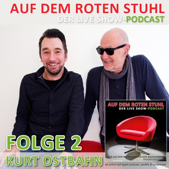 Podcast – Folge 2 – Kurt Ostbahn