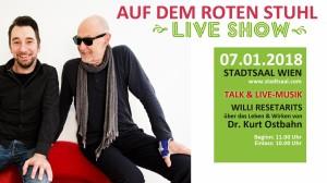 Live Show Kurt Ostbahn