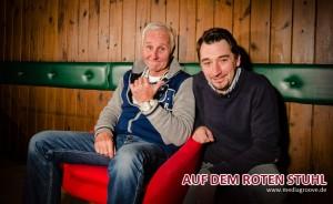 Klaus Eberhartinger & Bernhard Egger