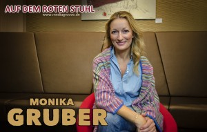 Star-Kabarettistin Monika Gruber