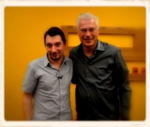 Toni Polster & Bernhard